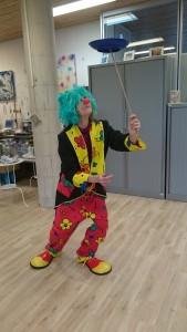 Clownspak huren