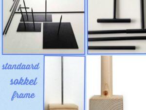 powertex standaards en frames